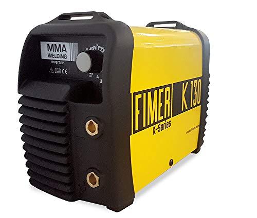 Fimer K130 - Kit Saldatrice Inverter MMA Elettrodo