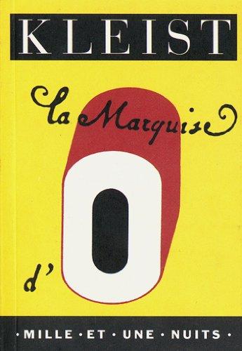 Lire un La Marquise d'O (La Petite Collection t. 221) pdf ebook