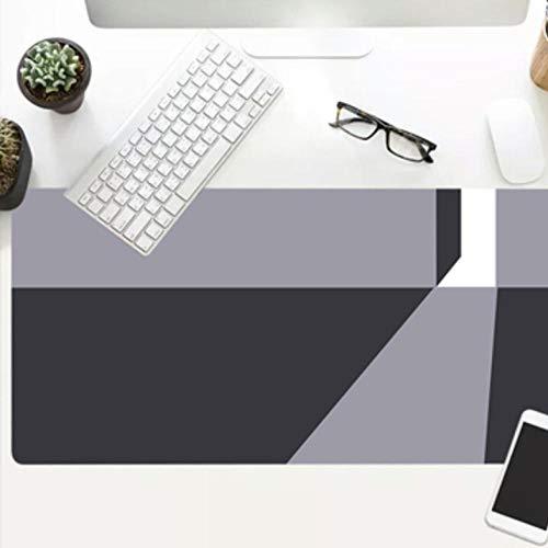 Mauspad Übergroße Gepolsterte Tastatur Pad Student Schreibtisch Pad Große Mauspad Computer Pad Esports Schreibtisch Pad 900 * 400 * 3Mm