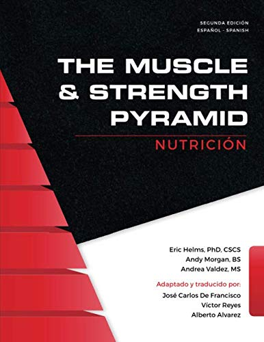 The Muscle and Strength Pyramid: Nutrición (Las pirámides d