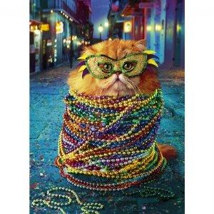 ras Katze Geburtstagskarte ()
