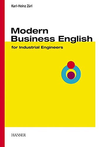 Modern Business English for Industrial Engineers