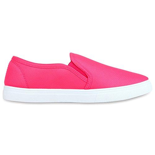 Napoli Fashion Lady Sneaker Slip-on Glitter Shoes Metallic Neon Sneakers Sneakers Camouflage Confortevoli Casual Appartamenti Jennika Pink