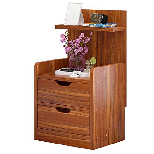 XYW-Bedside Tables Nachttisch Holz nachttisch mit schublade veranstalter lagerschrank Mode Mini Schreibtisch Schlafzimmer möbel 009