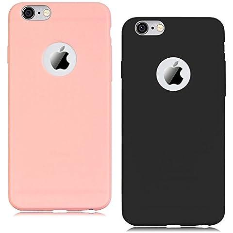 [2 pièces] Coque iPhone 6 (4.7