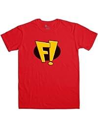 Refugeek Tees - Hommes F! T Shirt