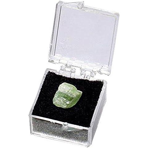 Aqua pietra tormalina verde (ca. 3–5mm)