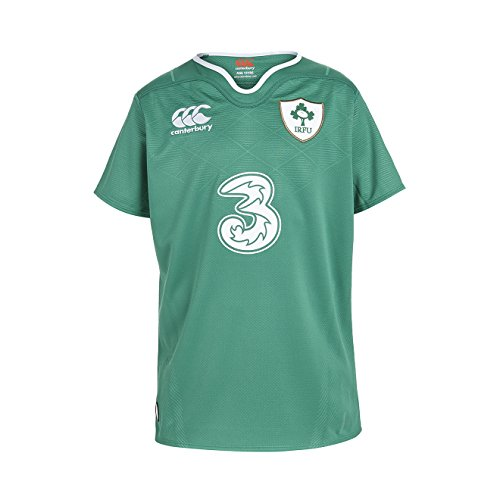 2015 2016 Ireland Home Pro Rugby Shirt Kids