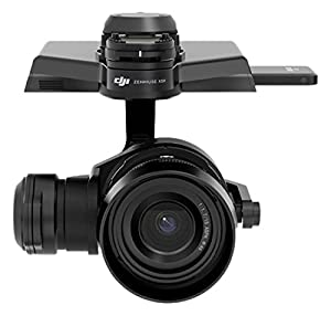 """DJI """"Official Zenmuse X5R Micro Four Thirds"""" Aerial Camera for Inspire 1 Raw (White) by DJI"""