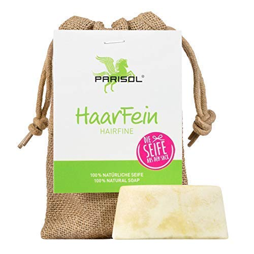 Parisol HaarFein - Seife für Mähne, Schweif und Fell - 100 g -