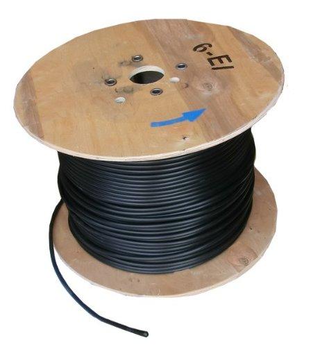 Preisvergleich Produktbild Erdkabel NYY-J 5 x 1,5 mm² Installationskabel 500 m Trommel