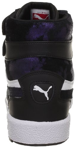Puma Sky Ii Hi Shmr Wn's Damen Sneaker Schwarz - Noir (02Black/White)