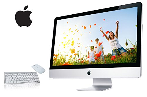 Apple iMac 11.3 Intel Core i5 2.8GHz MC511LL/A - A1312 (Mid-2010) Mac OS X Sierra, 27-inch Screen, 32GB RAM, 1TB HDD