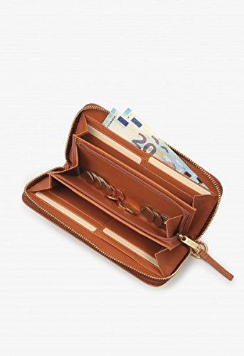BREE, Borsa a mano donna nero black 19,5 cm x 10 cm x 2,5 cm ( B x H x T) Whisky