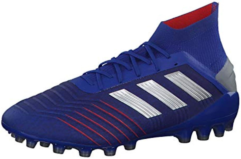Adidas Prossoator Prossoator Prossoator 19.1 AG, Scarpe da Calcio Uomo, MultiColoreeee (Azufue Plamet Fooblu 000), 44 2 3 EU | Ideale economico  2ea16b