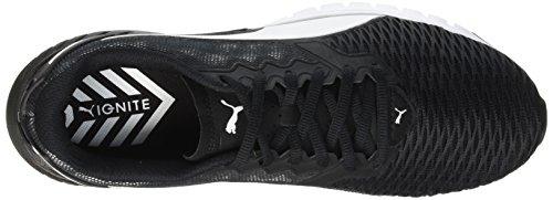 Puma Ignite Dual, Running Mixte Adulte Noir (Black/White 03)