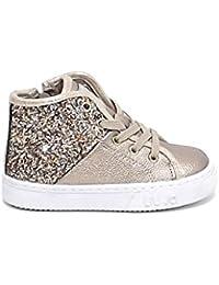 Sneakers rosse con cerniera per bambini Liu Jo Jeans Suministro De Venta HXRgdkn