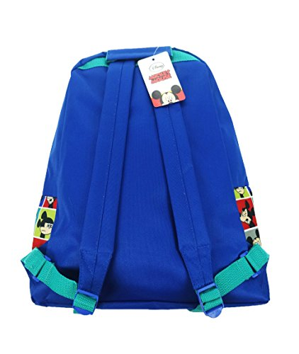 Image of Mickey Mouse Children's Backpack, 14 Liters, Blue