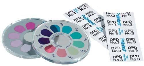 Neue Pool Wasser Testen Palintest Komparator Reagenz tablets-bromine 250Stück -