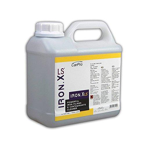 Carpro ferro x LS-powerful Iron Filings & contaminanti Cleaner-4litri-decontaminazione Remover-Profumo