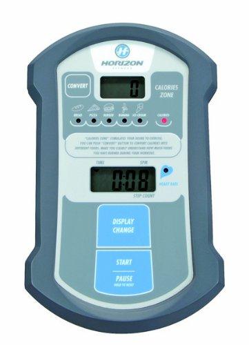 Horizon Fitness Side Stepper Dynamic 2, silber / grau, 100533 - 2