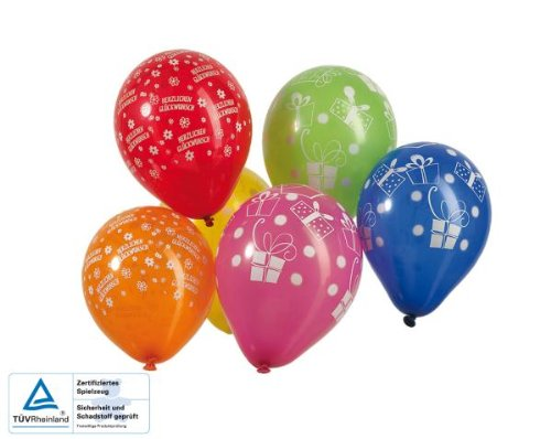 Kleine Luftballons