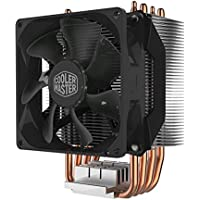 Cooler Master Hyper H412R - Ventilador CPU Cooler Aire, Color Negro