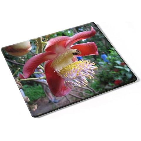 Trends Flowers Collection 0041-0080 - Alfombrilla para ratón láser (diseño de flor) 0053