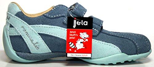 Jela , Chaussures de ville à lacets pour fille Bleu (bleu)