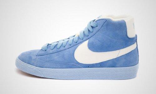 Nike Blazer Mid Suede 518171-403 Women's (386), Größe 40