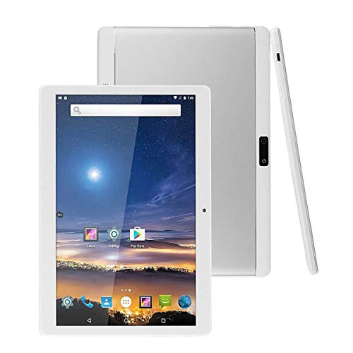 tablet fonxa Tablet 10 pollici (9.6 inch) Con Custodia Protettiva Android 5.1 Lollipop OS RAM 2GB HDD da 32GB Fonxa Dual SIM 3G Tablet PC Metal Shell Design (Argento)