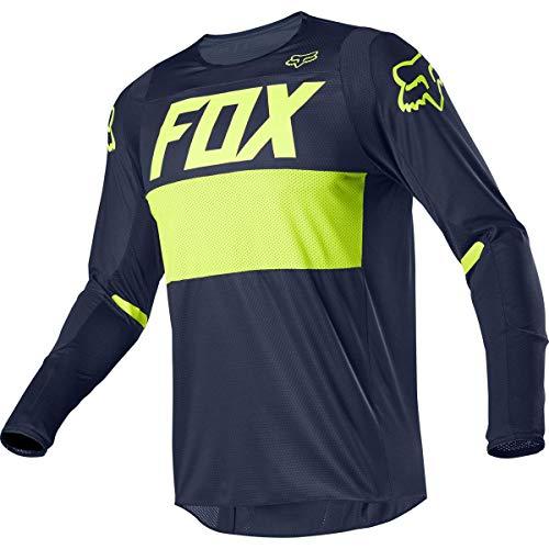 Fox Kids Jersey 360 Bann Blau Gr. XL
