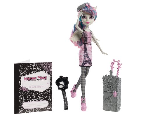 K-9 de Monster High Scaris Deluxe Travel Dolls Wave 2 – Rochelle goyle
