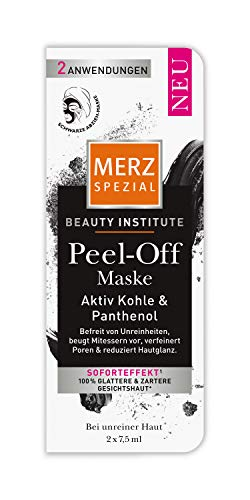 Merz Spezial Beauty Institute Peel-off Maske, 10er Pack (10 x 15 ml)