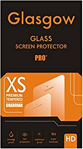 Glasgow Ultra Clear HD Tempered Glass for Lava Flair P1i