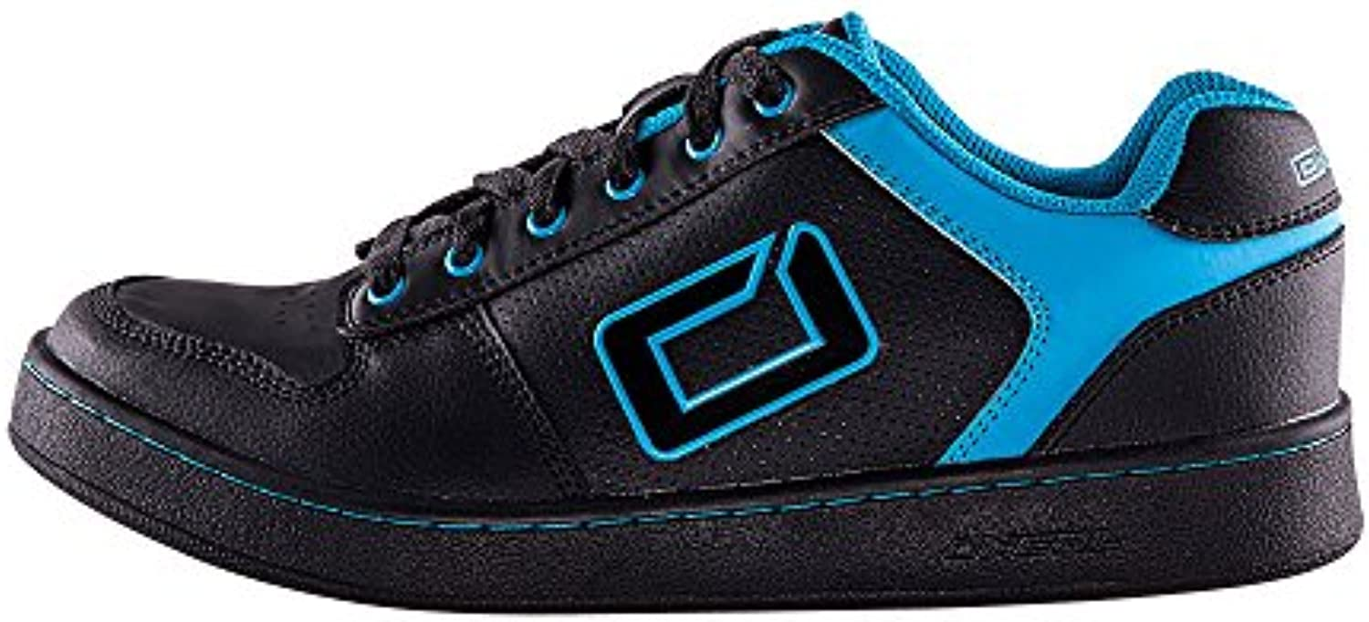 329-739 - Oneal Stinger II Cycle Shoes 39 Black/Blue  -