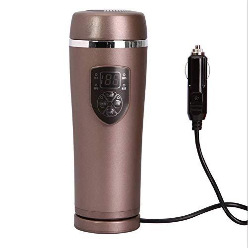 RUIX Auto Wasserkocher,Auto Heizbecher/Elektrische Tasse / 12V