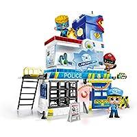 Pinypon Action Trampas En La Comisaría, (Famosa 700014493)