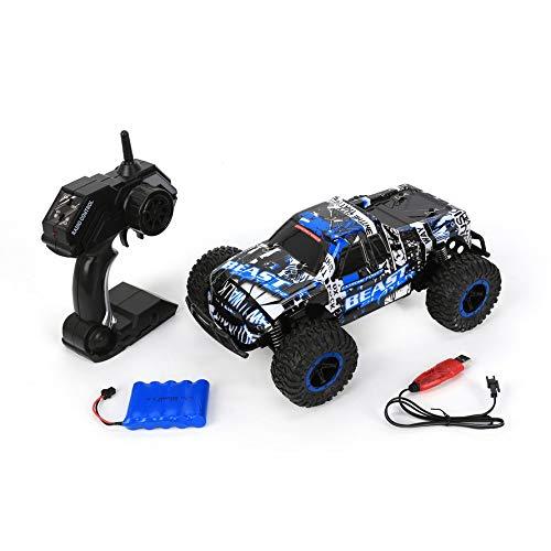 HoganeyVan Deer Man 1:16 2.4GHz Telecomando Modello 25KM / H Fuoristrada 500mAh Auto da Arrampicata Cross Country Toy Toy