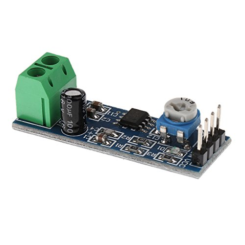 IJARP LM386 Module 200 Times Gain Audio Amplifier Module for Raspberry Pi  Arduino
