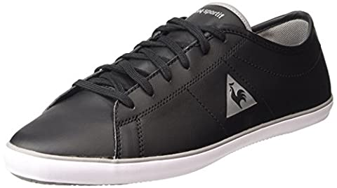 Le Coq Sportif Slimset S, Sneakers Basses homme, Noir (Black),