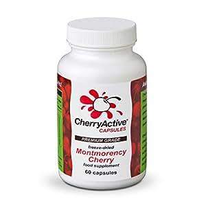 CherryActive Capsules - 60 Capsules