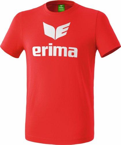 erima Kinder T-Shirt Promo, Rot, 164, 208342