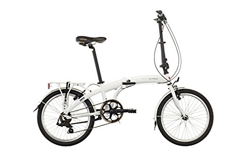 ORTLER LONDON   BICICLETAS PLEGABLES   BLANCO 2016