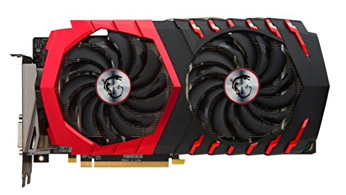 MSI Radeon RX 570 Gaming X 4GB AMD GDDR5 2x HDMI - 2