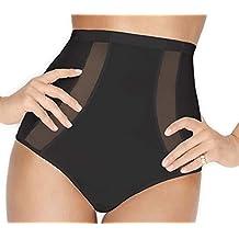 Wonderbra apoyo para mujer alta cintura tanga breve w00j4negro o piel
