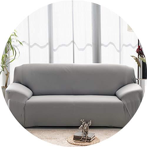 XFkbeA 1PC Elastic Printed Sofabezüge Stretch Universal-Sectional Couch-Ecken-Abdeckung Cases Werfen für Möbel Sessel Dekor, Farbe 13,3-Seater 190-230cm Crate Barrel