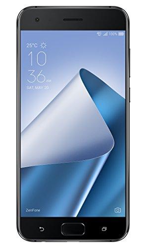 "ASUS ZenFone ZS551KL Dual SIM 4G 64GB Black - Smartphones (14 cm (5.5""), 64 GB, 12 MP, Android, 7.0, Black)"