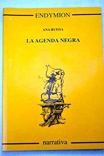 La agenda negra por Ana Rueda