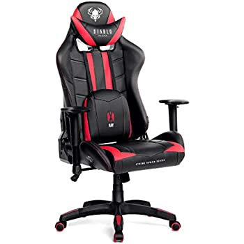 Diablo X Ray Gaming Chair Office Desk Chair 2d Armrests